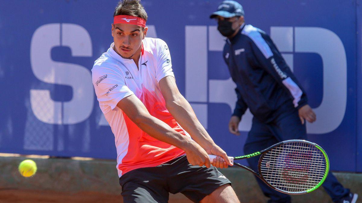 Lorenzo Sonego, ATP 250 Sardegna Open 2021