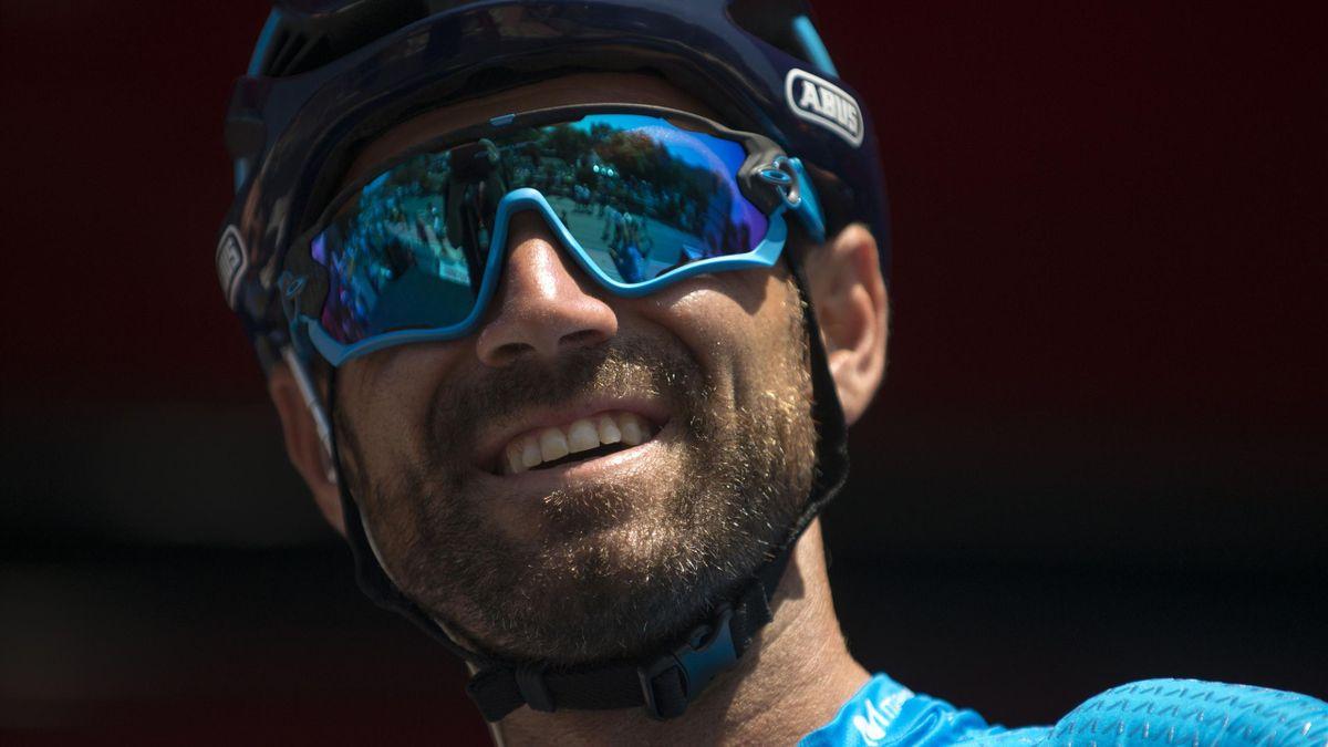 Alejandro Valverde Vuelta 2018