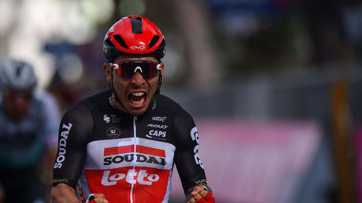Giro d'Italia   Caleb Ewan wint tweede massasprint, Groenewegen achtste