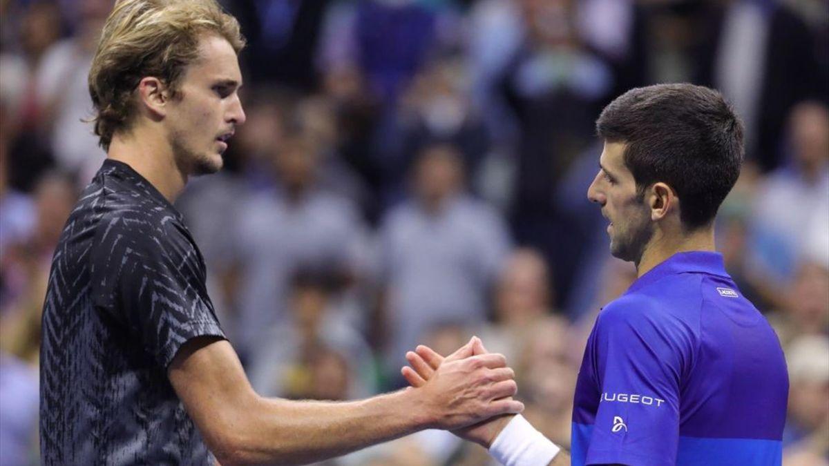 US Open   Lange samenvatting Djokovic-Zverev