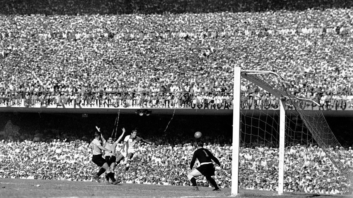 """Das """"Maracanazo"""" - Brasiliens Niederlage gegen Uruguay im WM-Finale 1950"""