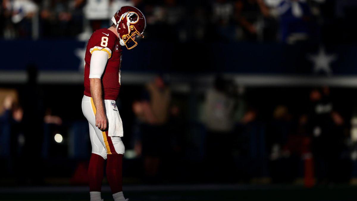 Case Keenum (Washington Redskins)