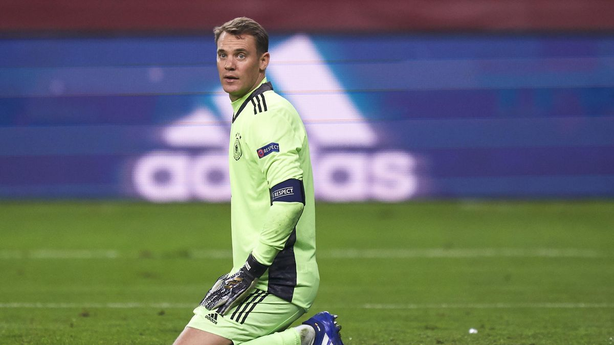 Manuel Neuer | Spain v Germany