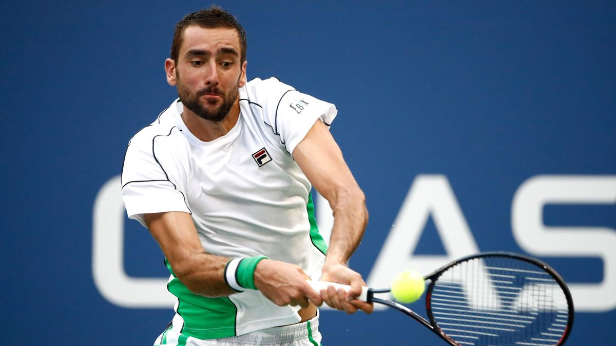 Marin Cilic / US Open 2018