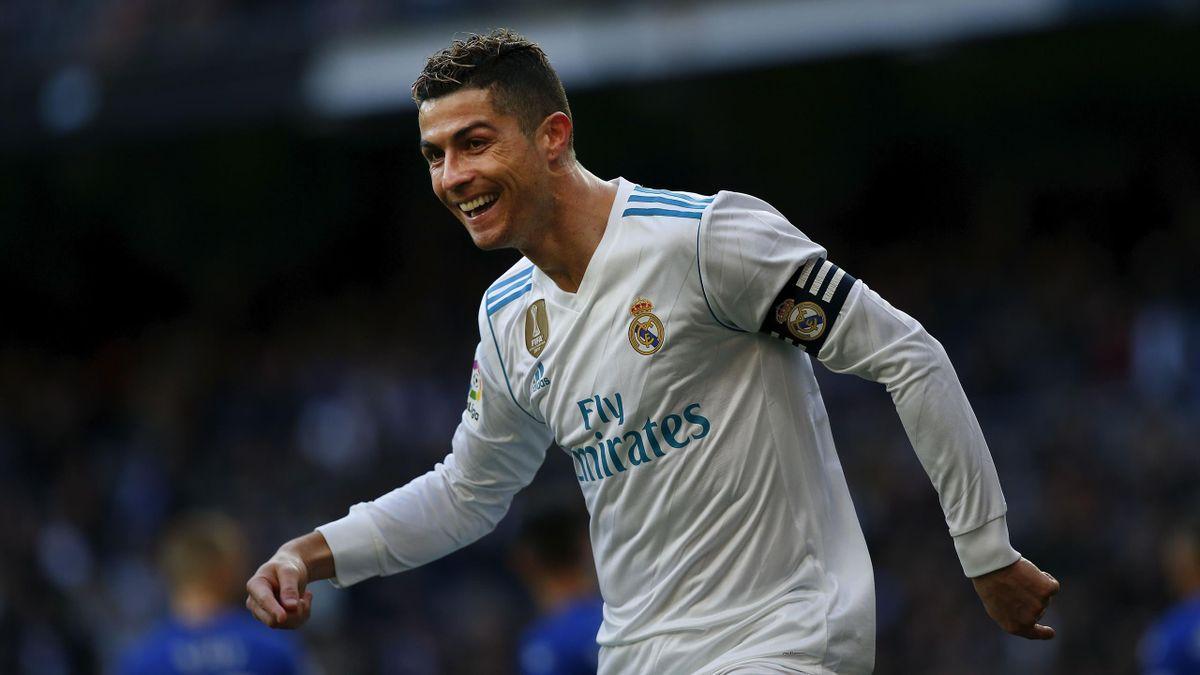 Криштиану Роналду, «Реал»