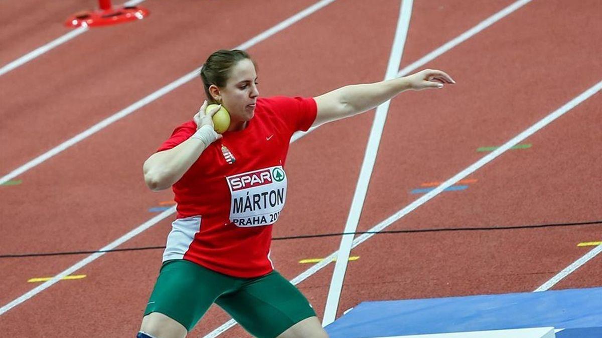 Anita Marton Hungary