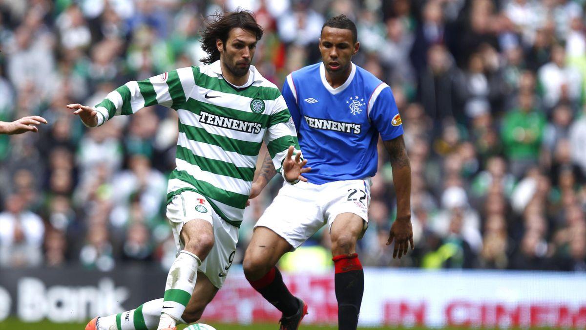 "Old Firm"" derbisi olarak anılan Glasgow Rangers - Celtic rekabetinde 400. randevu - Eurosport"