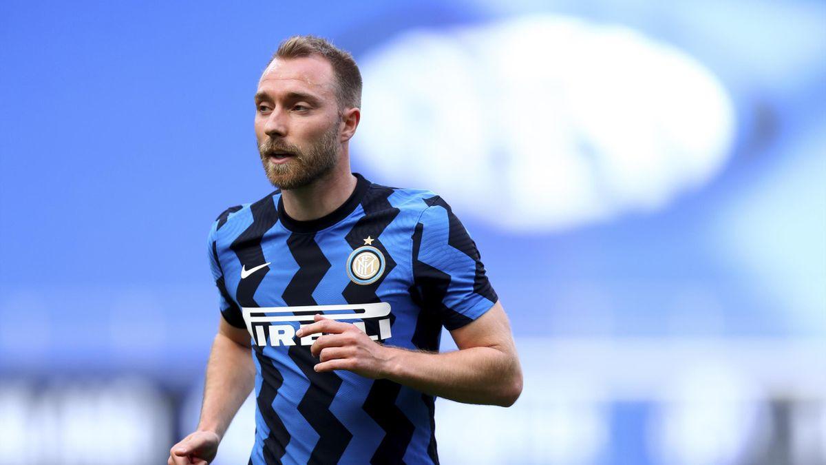 Christian Eriksen, Inter, 2021