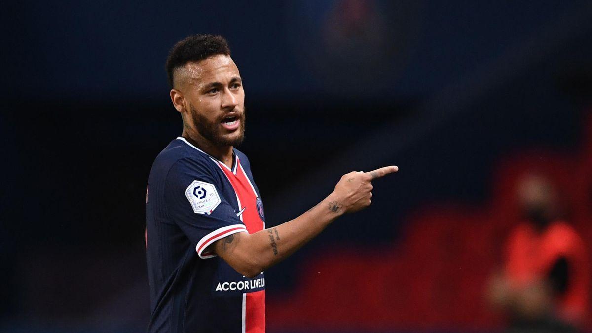 Neymar | PSG v Marseille