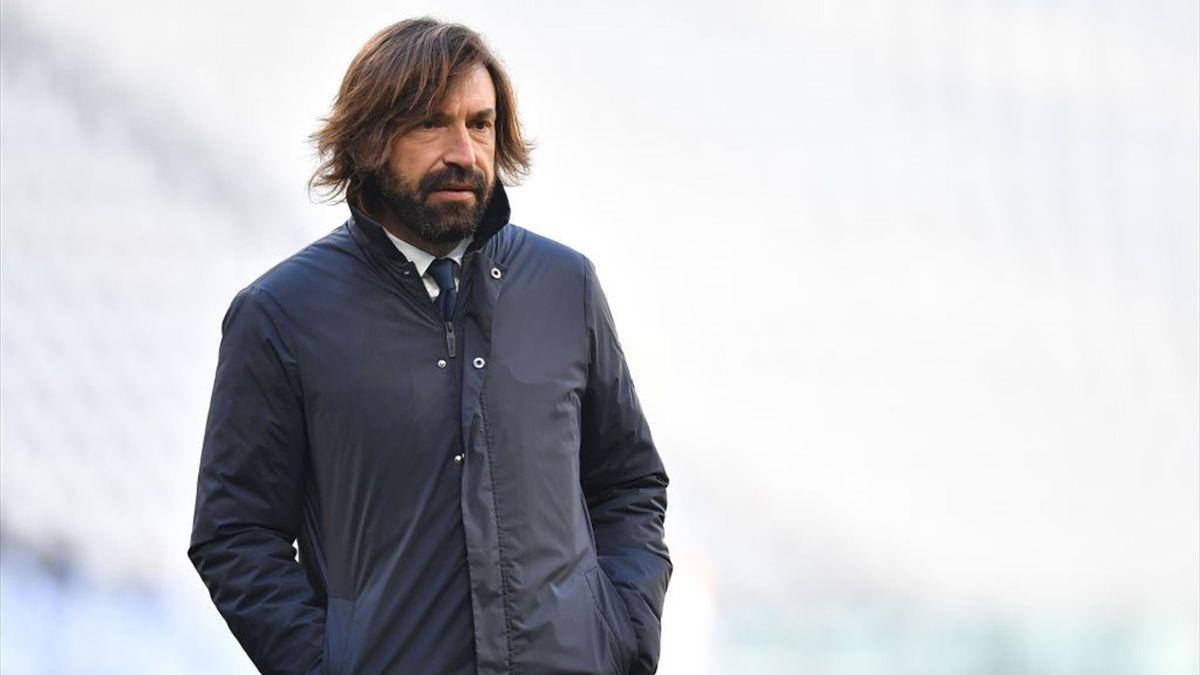 Andrea Pirlo - Juventus-Bologna - Serie A 2020-2021