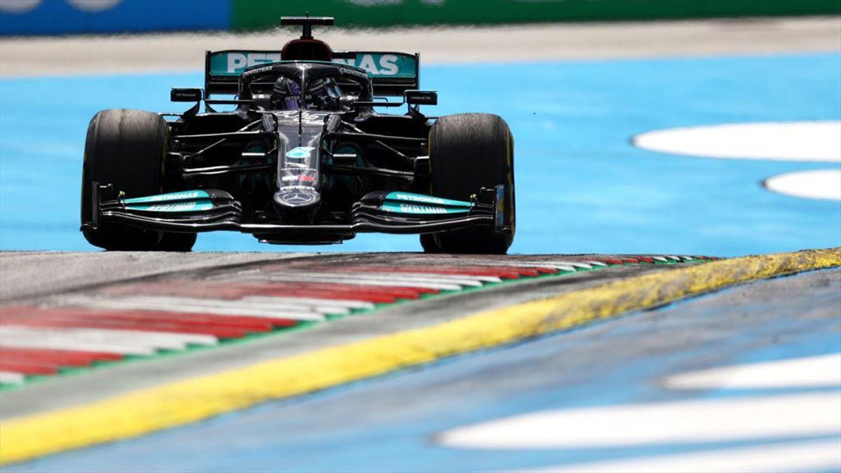 Lewis Hamilton - GP Stiria Mondiale F1 2021
