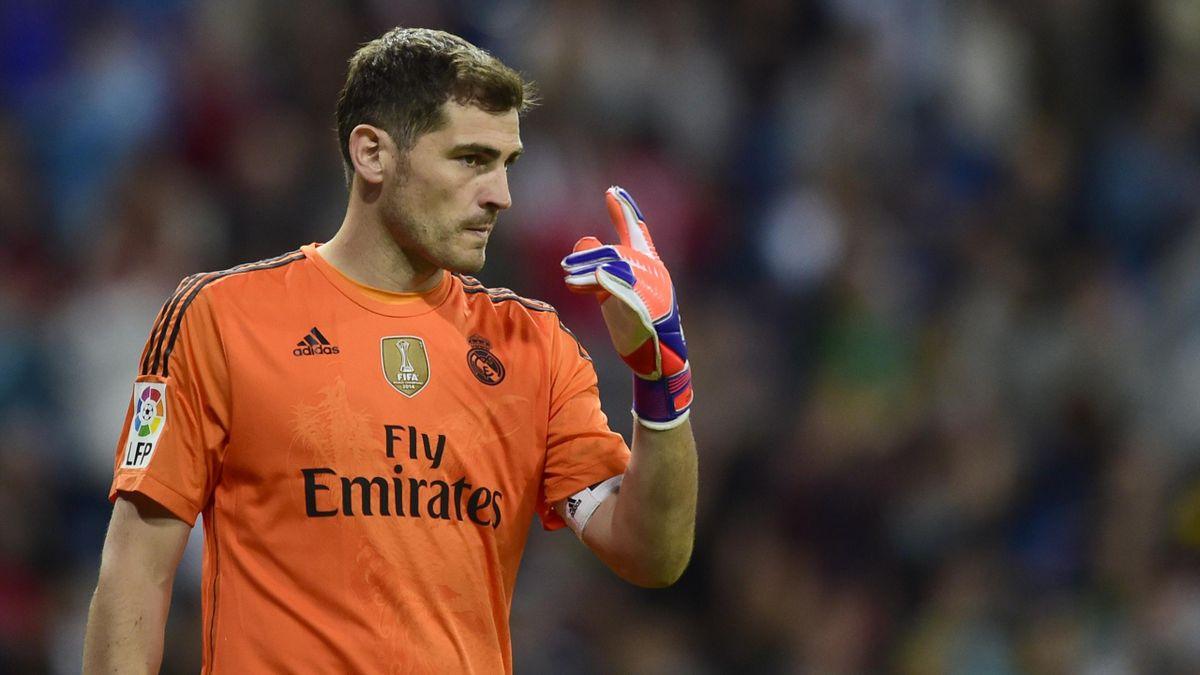Iker Casillas von Real Madrid soll ein Angebot vom FC Porto vorliegen haben