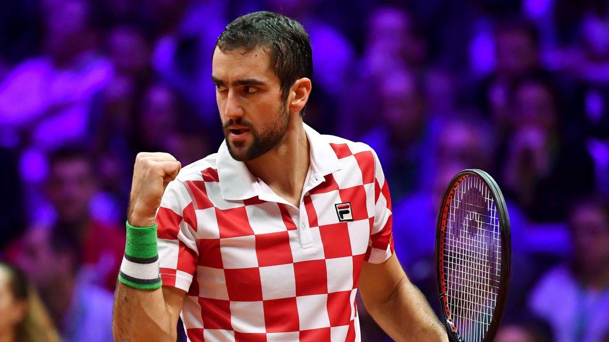 Davis Cup, Marin Cilic