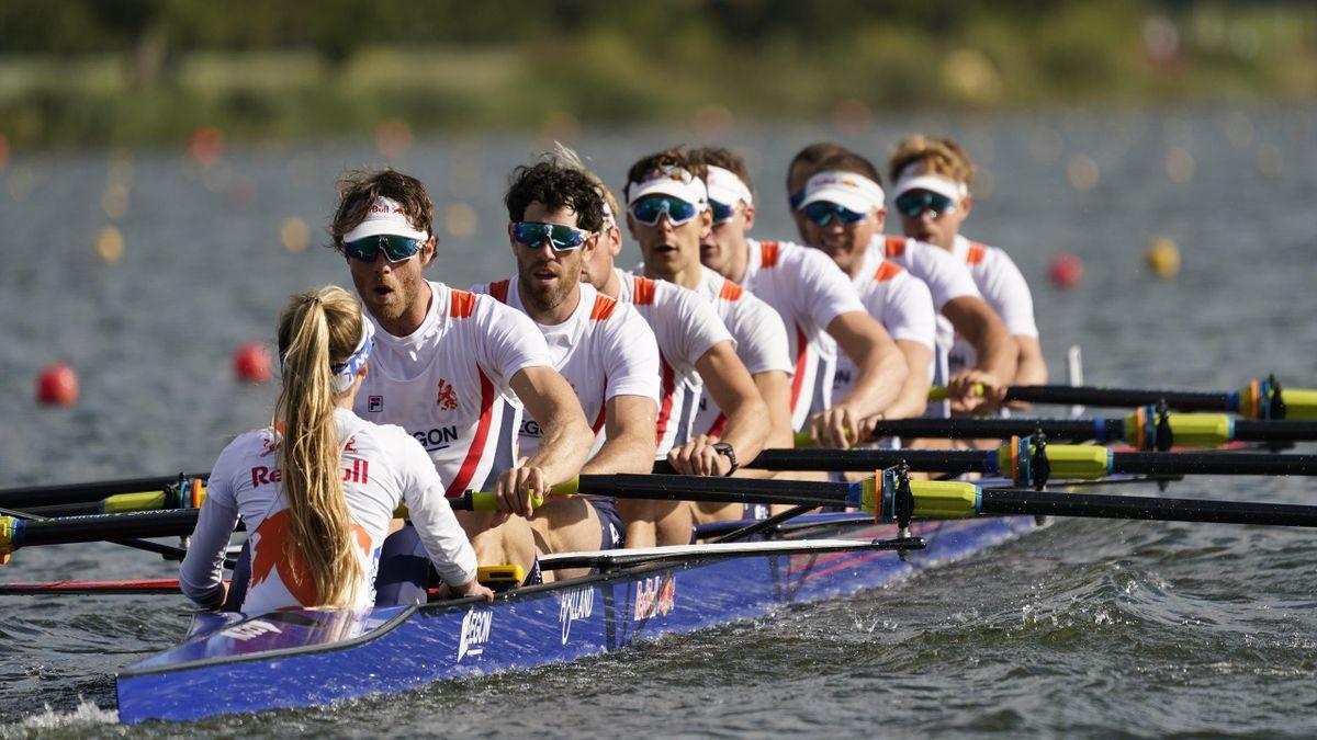 Holland 8 op EK 2020