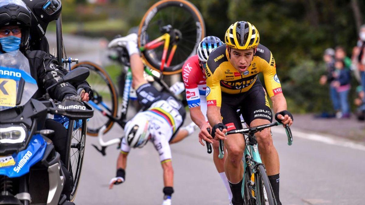 Julian Alaphilippe - Giro delle Fiandre 2020 - Getty Images