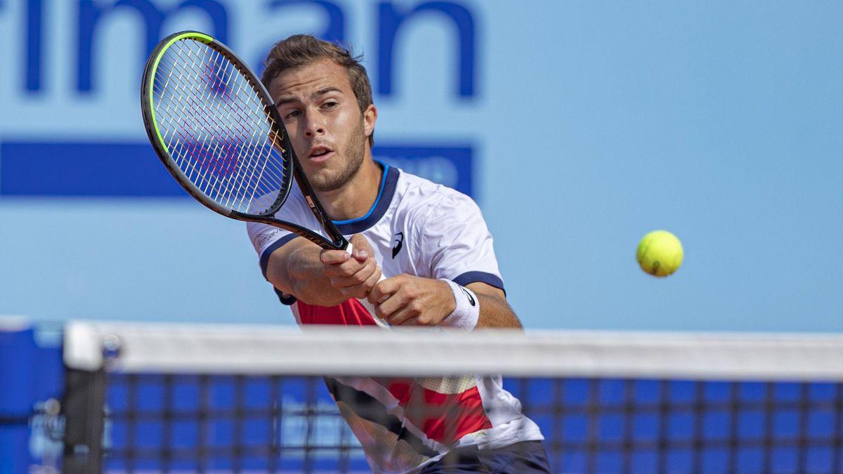 Hugo Gaston - ATP Gstaad 2021
