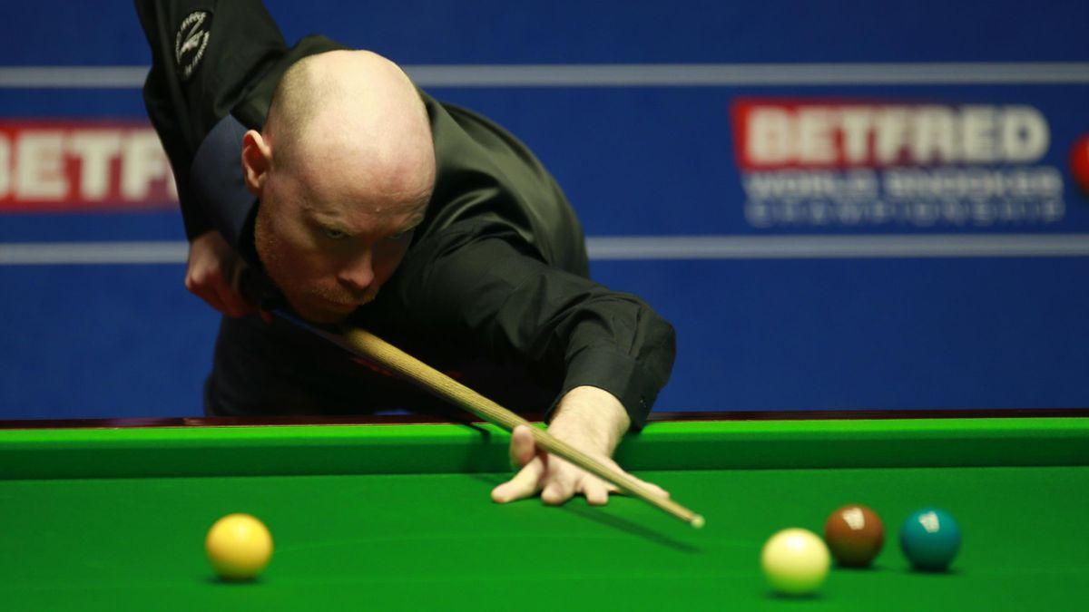 Gary Wilson, Snooker Championship