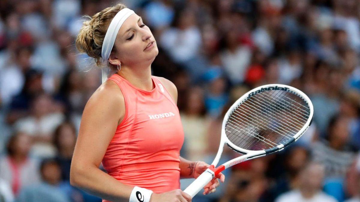Timea Bacsinszky, Australian Open 2019