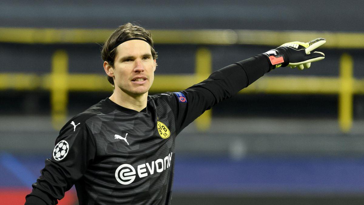 Marwin Hitz, BVB-Torhüter