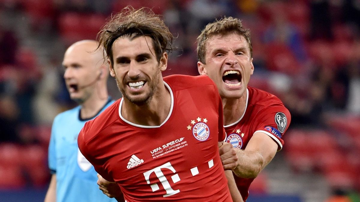 Super sub Javi Martinez heads Bayern Munich to European Super Cup glory -  Eurosport