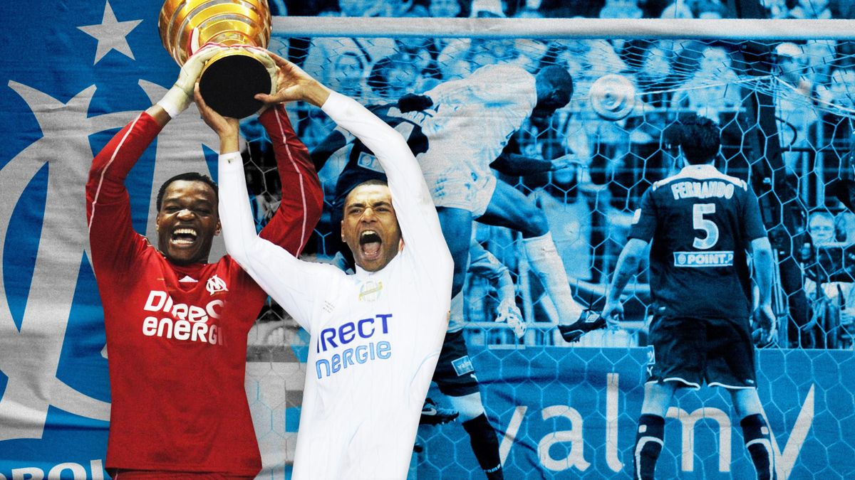 OM 2010 - Episode 4 : La Coupe de la Ligue, fin de la disette pour l'OM