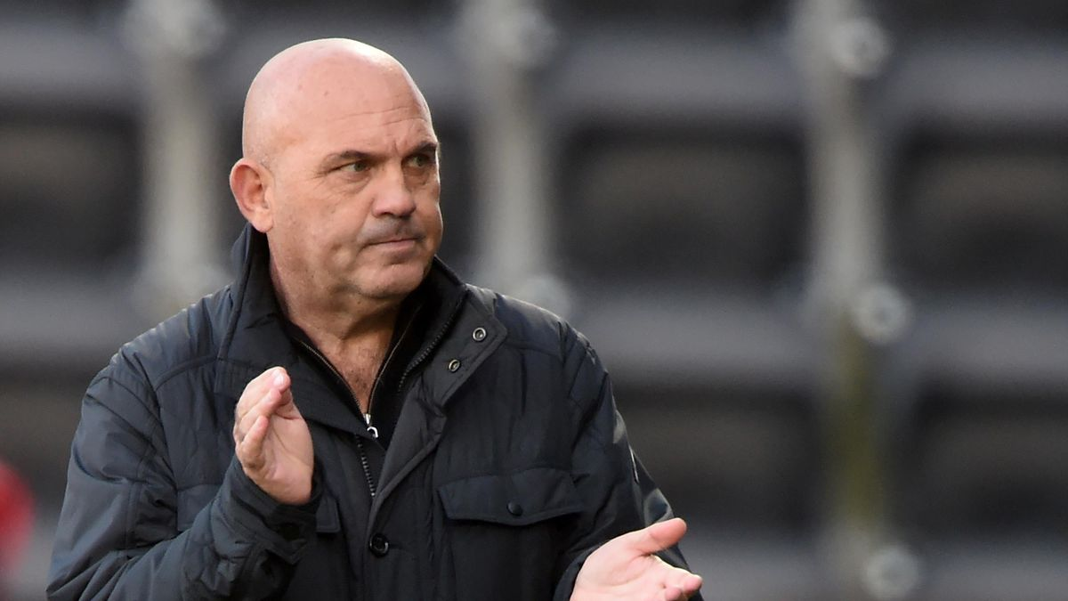 Frédéric Antonetti en 2020