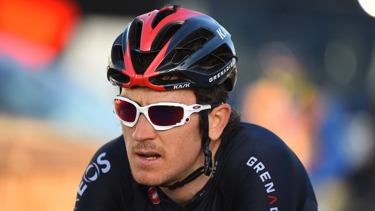 Geraint Thomas | Cycling | ESP Player Feature