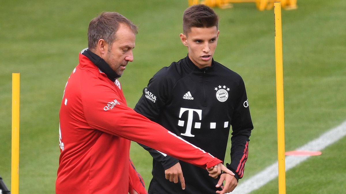 Hansi Flick vom FC Bayern