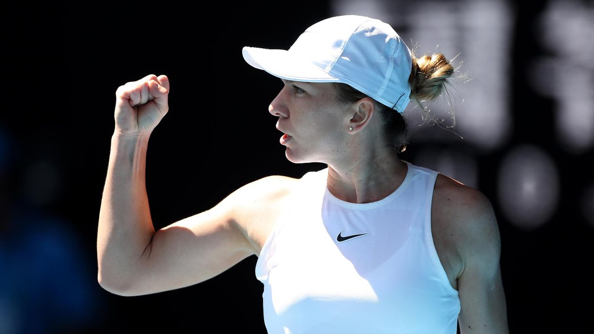 Simona Halep - Australian Open 2020