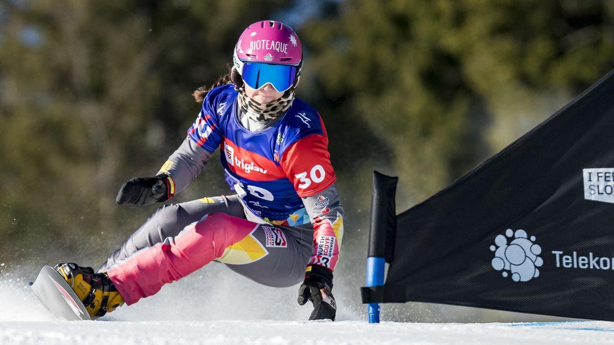 Ramona Hofmeister hat den Gesamtweltcup gewonnen