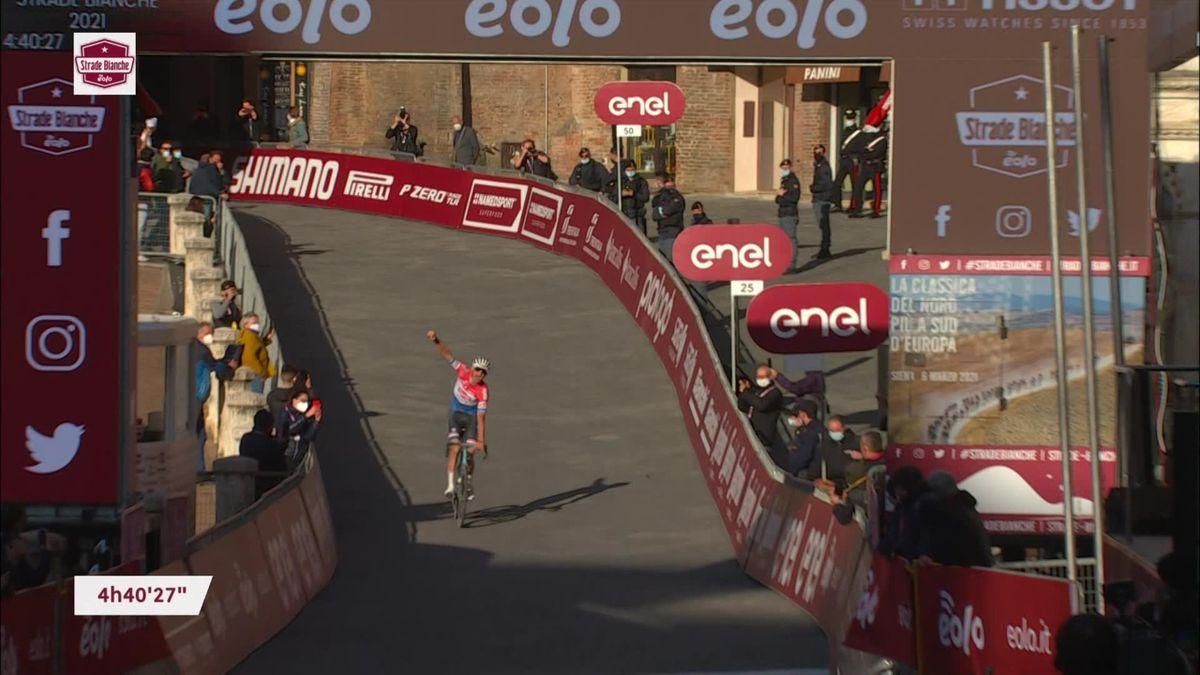 Unwiderstehlicher Antritt im Finale: Van der Poel hängt die Konkurrenz ab