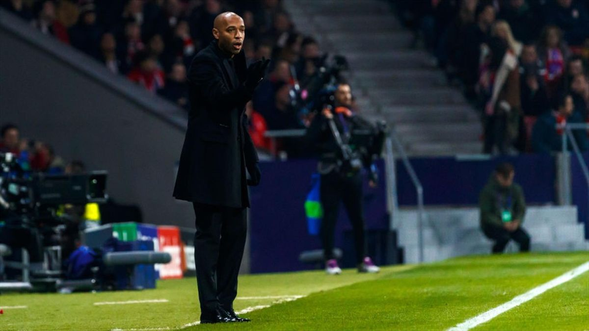 Thierry Henry, Trainer bei Montreal Impact