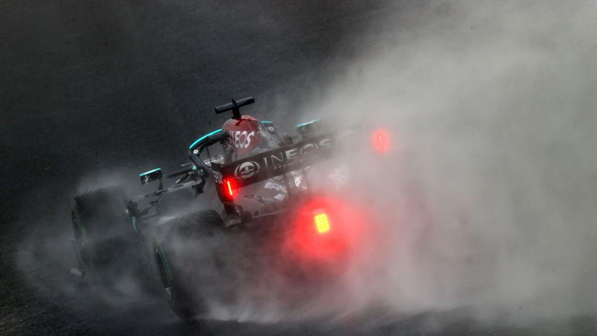 Lewis Hamilton (Mercedes) - GP of Turkey 2021
