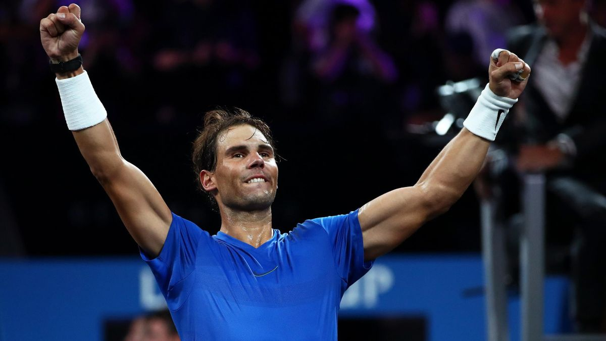 Rafael Nadal beats Milos Raonic and gives a comfortable advantage to Team Europe