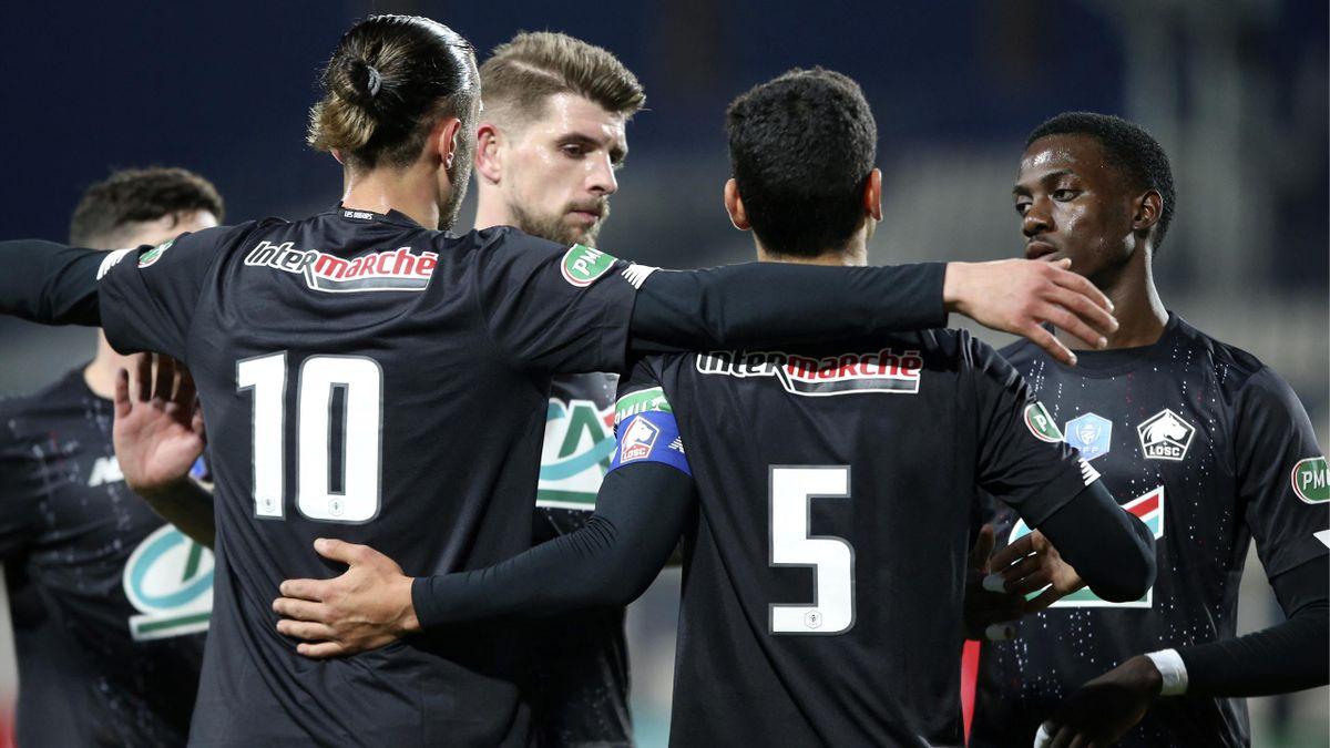 Lille en Coupe de France