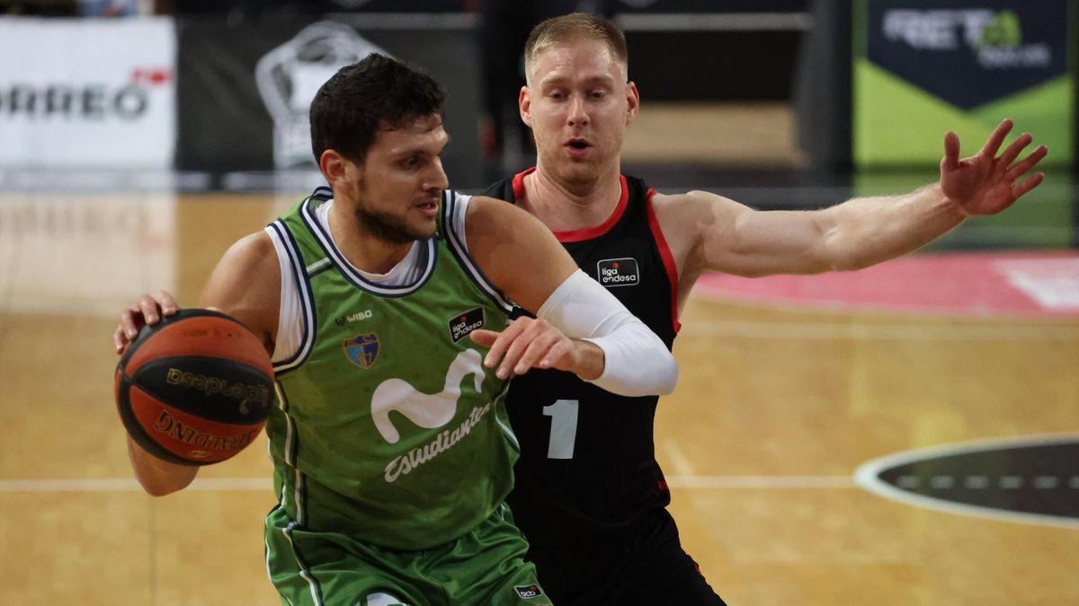 Alessandro Gentile, Movistar Estudiantes, ACB 2020-21