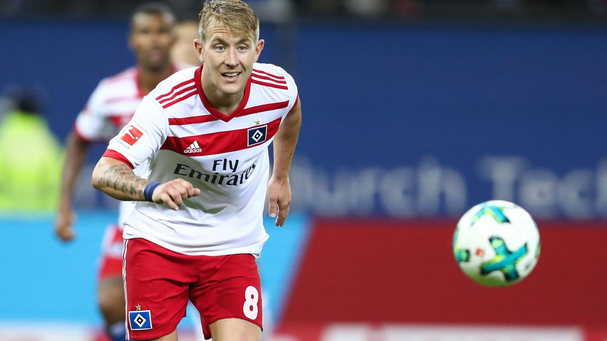 Lewis Holtby - HSV