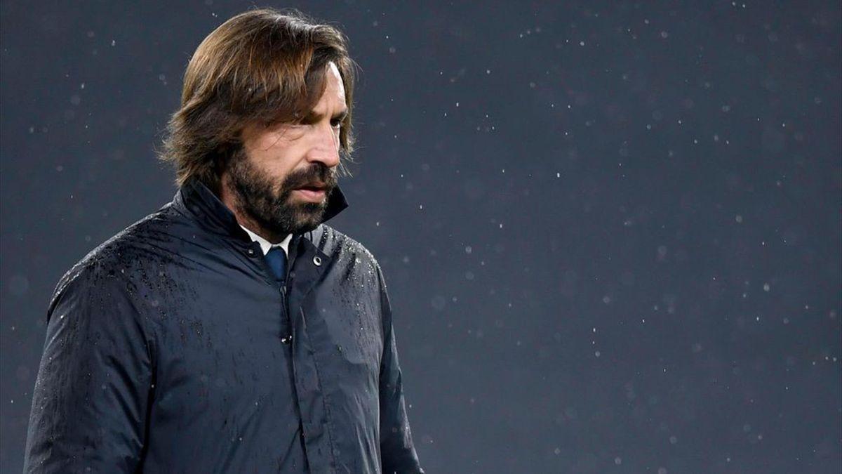 Andrea Pirlo - Juventus-Torino - Serie A 2020-2021