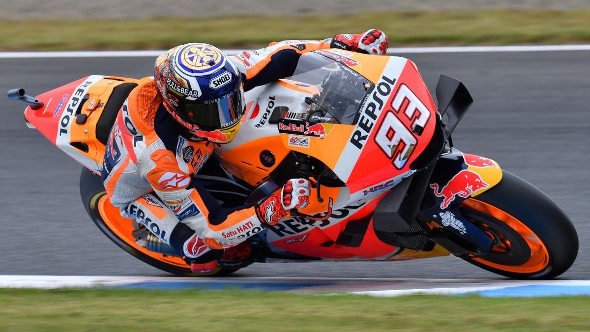 Marc Marquez (Honda HRC) - GP of Japan 2019