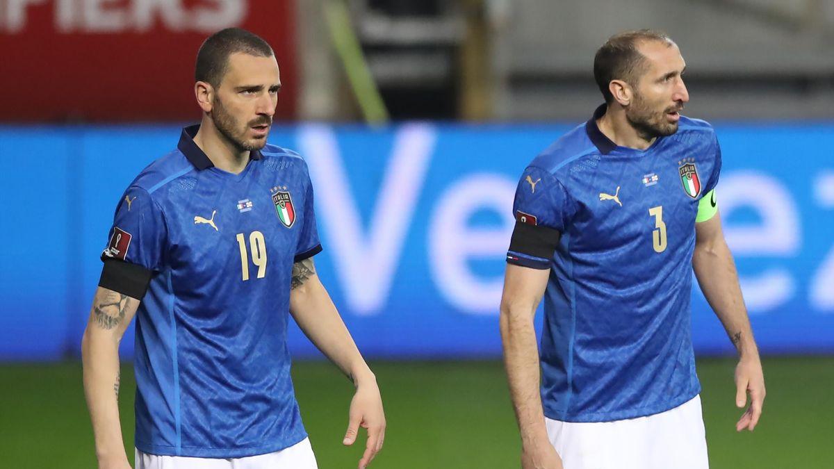 Opinion: Defensive warhorses Leonardo Bonucci and Giorgio Chiellini can  lead Italy to Euro 2020 success - Eurosport