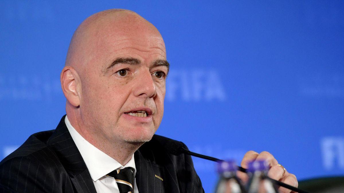 Calendrier Fifa 2021 FIFA contre UEFA : la guerre du calendrier commence après le
