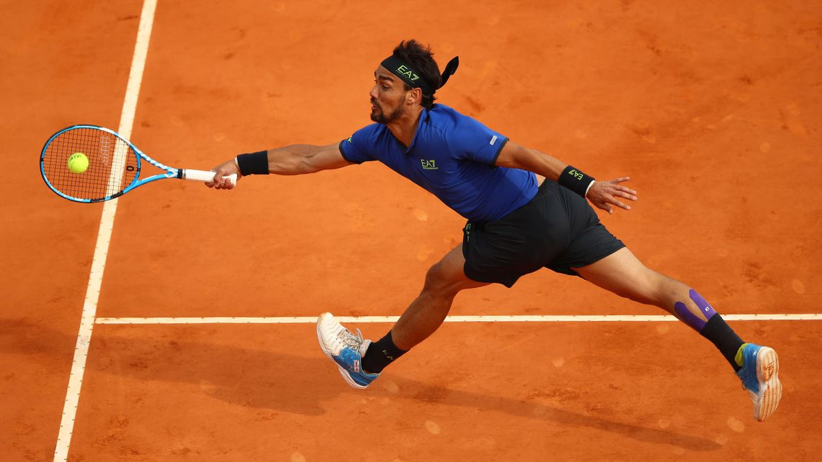 ATP Monte-Carlo - highlights : Fognini - Nadal