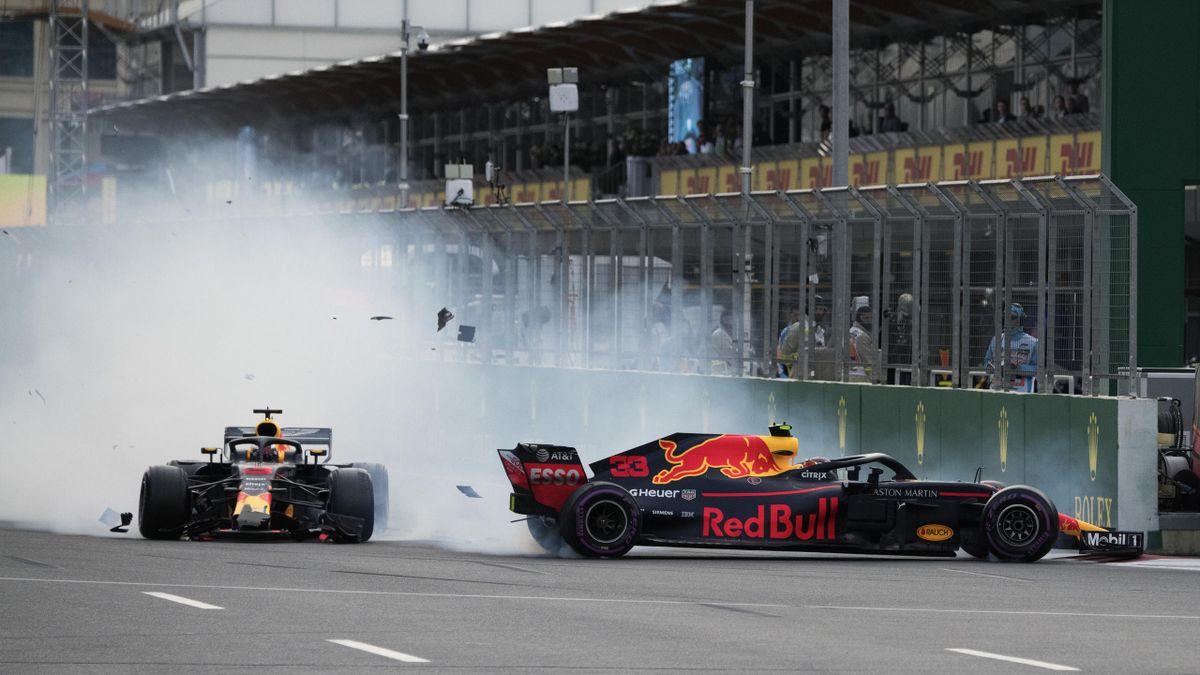 Max Verstappen und Daniel Ricciardo werden bestraft