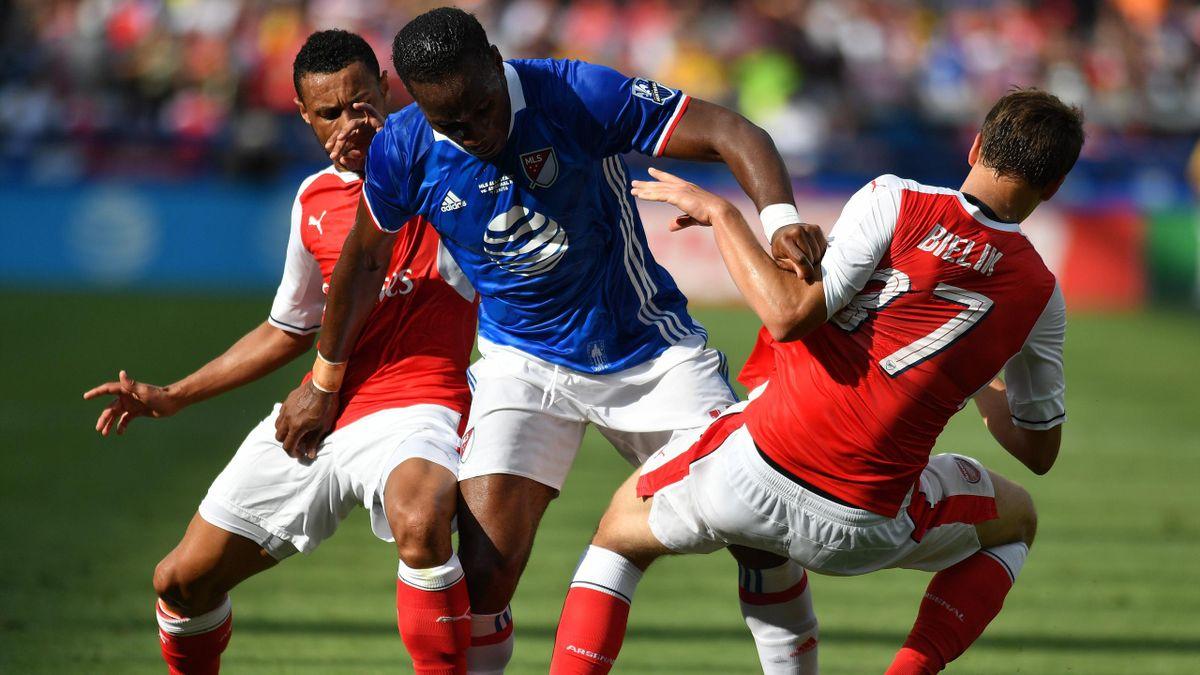 Didier Drogba - MLS All Star Arsenal - 2016