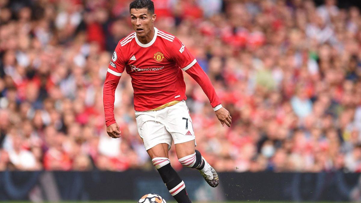 Christiano Ronaldo (Manchester United)