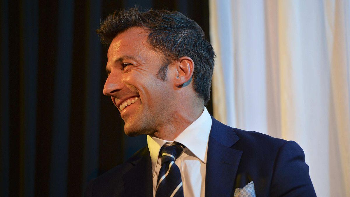2014, Alex Del Piero, Juventus, AP/LaPresse