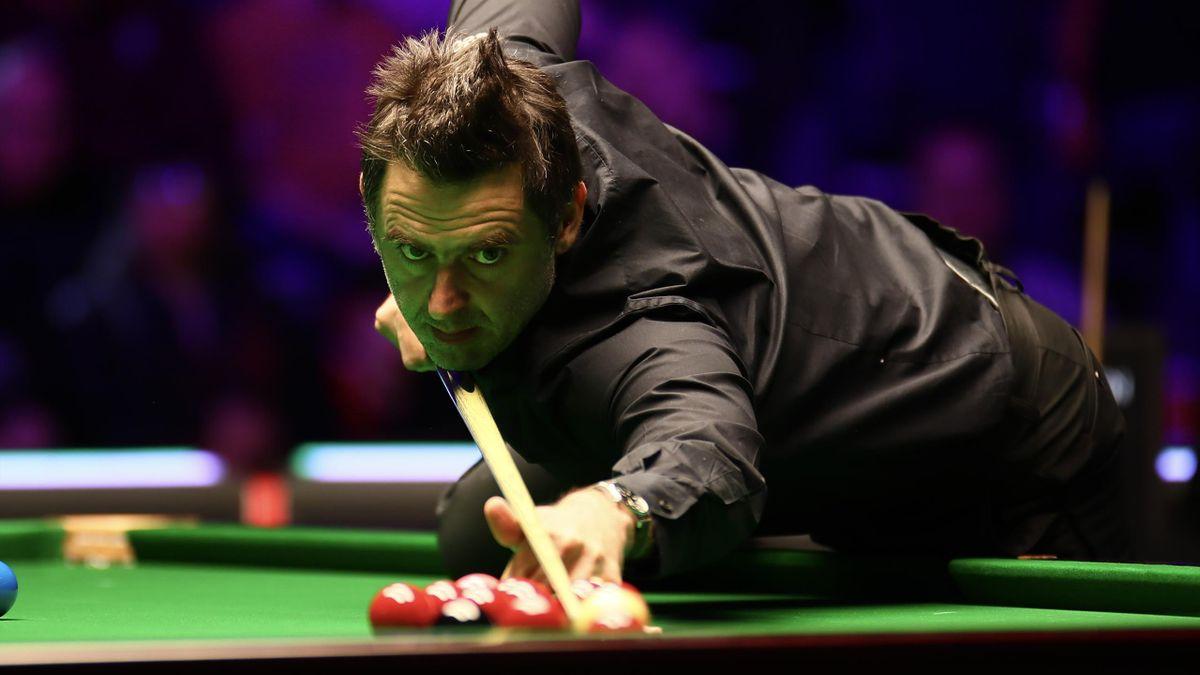 Ronnie O'Sullivan steht bei der Players Championship im Viertelfinale