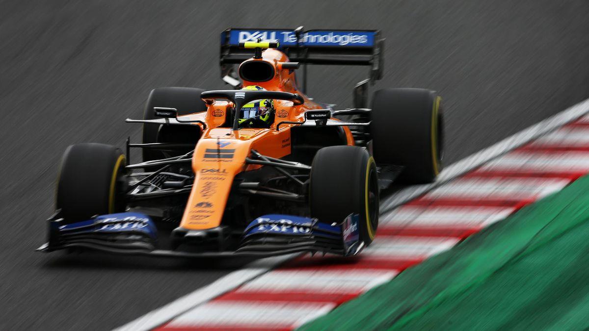 Lando Norris (McLaren) - GP of Japan 2019