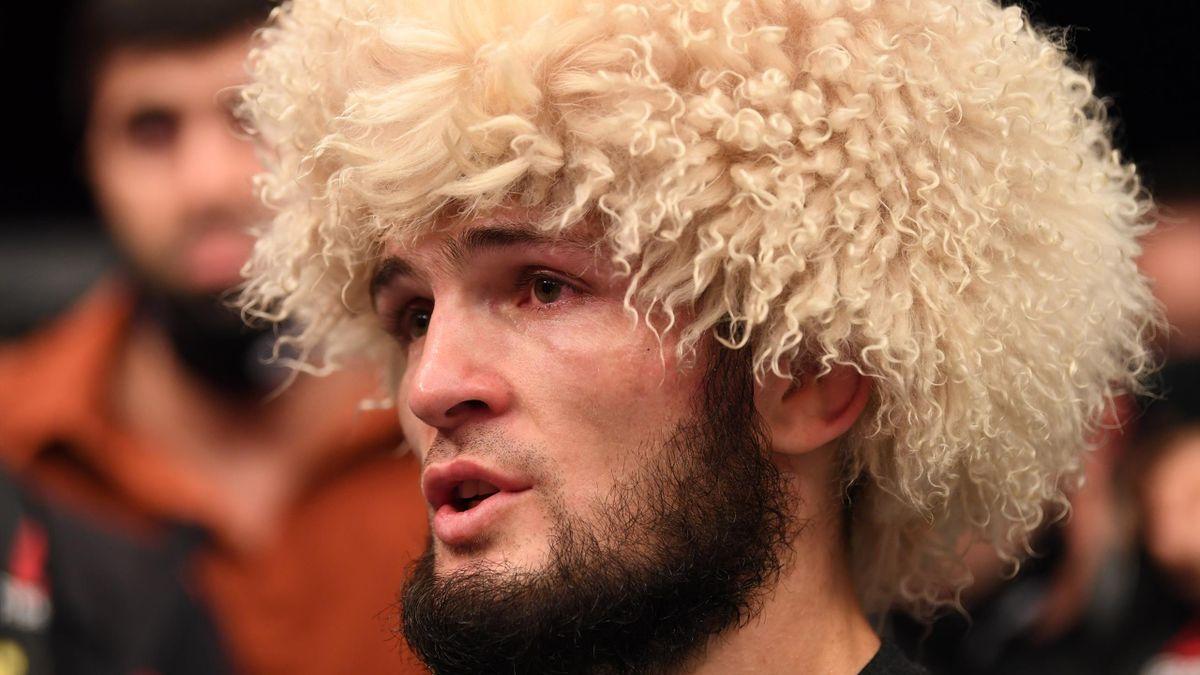 Хабиб Нурмагомедов, UFC 254