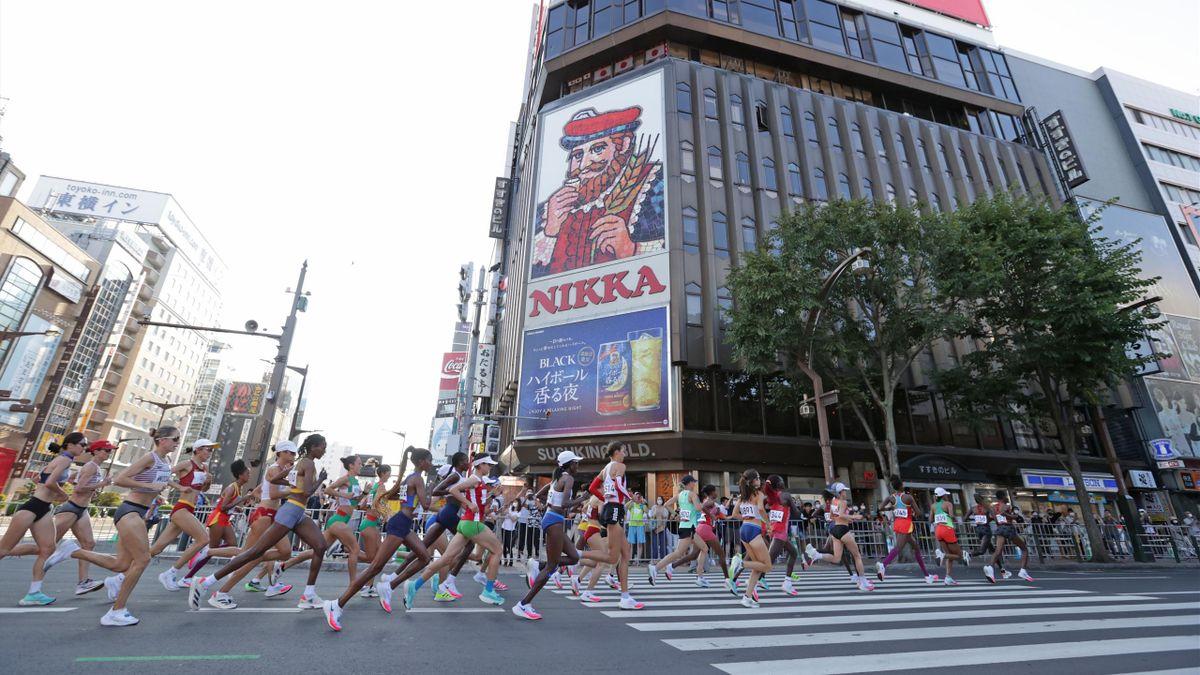 Tokyo 2020   Jepchirchir en Kosgei laten zien dat Kenia de beste is op de marathon